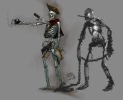skeleton copy