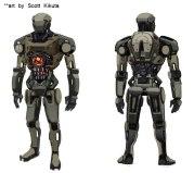 3d model based on concept art by Scott Kikuta