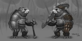 TurtleWarrior_BW4w